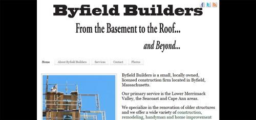byfield builders