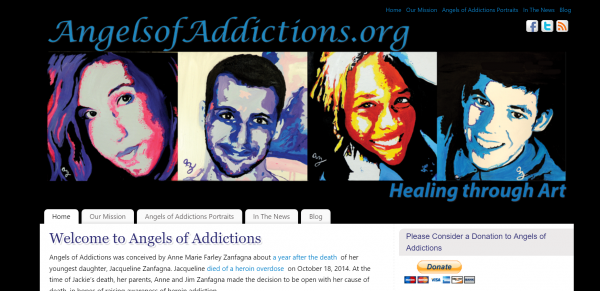 angels of addictions