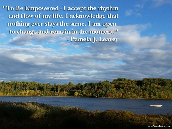 To Be Empowered