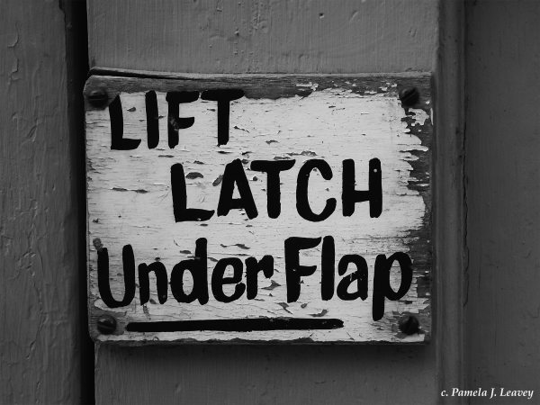Lift Latch
